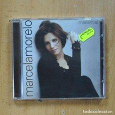 CDs de Música: MARCELA MORELO - MANANTIAL - CDD. Lote 289793538