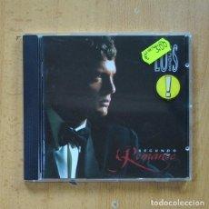 CDs de Música: LUIS MIGUEL - SEGUNDO ROMANCE - CD. Lote 289793553