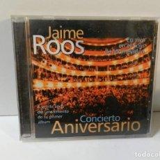 CDs de Música: DISCO CD. JAIME ROOS – CONCIERTO ANIVERSARIO. COMPACT DISC.. Lote 289799908