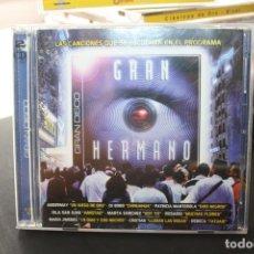 CDs de Música: GRAN HERMANO. Lote 289813438