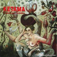 CDs de Música: KETAMA - CANCIONES HONDAS - CD. Lote 289822258