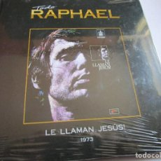 CDs de Música: CD LIBRO TODO RAPHAEL LE LLAMAN JESUS ! LA COTILLA , NIÑA , DEJAME , SI NO MUERE EL AMOR ,. Lote 289824463