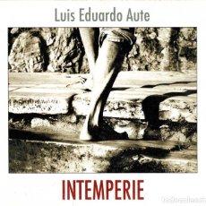 CDs de Música: LUIS EDUARDO AUTE - INTEMPERIE. CD. Lote 289830693