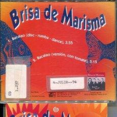CDs de Música: BRISA DE MARISMA / BACALO - 2 VERSIONES (CD SINGLE DISCOMEDI 1996). Lote 289859798