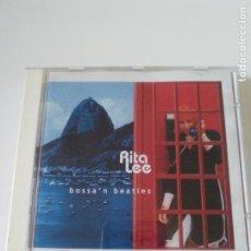 CDs de Música: RITA LEE BOSSA 'N BEATLES ( 2002 LIDERES USA ) BRASIL OS MUTANTES. Lote 289863953