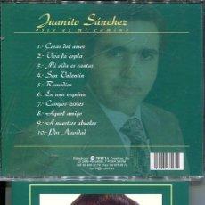 CDs de Música: JUANITO SANCHEZ / ESTE ES EL CAMINO (CD TRES'14 2002). Lote 289865928