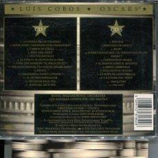 CDs de Música: LUIS COBOS / OSCARS (DOBLE CD EPIC 1994). Lote 289866383