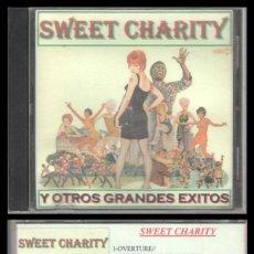 CDs de Música: D. CD. SWEET CHARITY, Y OTROS GRANDES EXITOS.. Lote 289877113