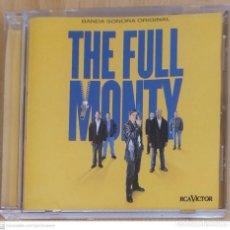 CDs de Música: B.S.O. THE FULL MONTY - CD 1997 (TOM JONES, ANNE DUDLEY, DONNA SUMMER, IRENE CARA..). Lote 289882528