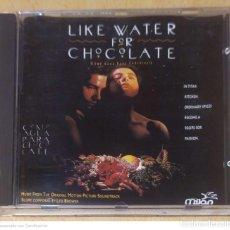 CDs de Música: B.S.O. LIKE WATER FOR CHOCOLATE - CD 1992 (COMO AGUA PARA CHOCOLATE). Lote 289882843