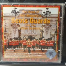 CDs de Música: CD/ THE BAND OF HER MAJESTY'S SCOT GUARDS/ INTO THE 21 CENTURY/ (REF.A.16). Lote 289885188