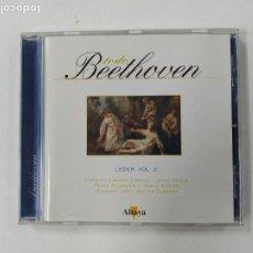CDs de Música: TODO BEETHOVEN. LIEDER VOL. 2. CD. ALTAYA. TDKCD86. Lote 289893798