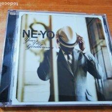 CDs de Música: NE-YO YEAR OF THE GENTLEMAN CD ALBUM DEL AÑO 2008 USA CONTIENE 12 TEMAS R & B SOUL FUNK RARO. Lote 289895093