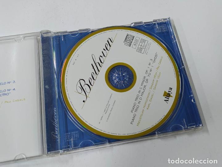 CDs de Música: TODO BEETHOVEN. TRIO PARA VIOLIN, PIANO Y VIOLONCHELO Nº 3. CD TDKCD86 - Foto 2 - 289895853