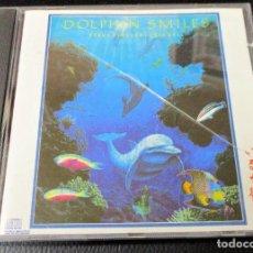 CDs de Música: STEVE KINDLER & TEJA BELL - DOLPHIN SMILES CD. Lote 289918118