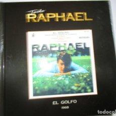 CDs de Música: CD LIBRO RAPHAEL EL GOLFO AVE MARIA , CUANDO LLEGA MI AMOR , HAVA NAGUILA , EN ACAPULCO , LA BAMBA. Lote 290001418