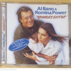 CDs de Música: AL BANO & ROMINA POWER (GRANDES EXITOS) 2 CD'S 1997. Lote 290011138