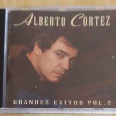 CDs de Música: ALBERTO CORTEZ (GRANDES EXITOS VOL. 2) CD 1993. Lote 290011288