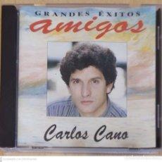 CDs de Música: CARLOS CANO (GRANDES EXITOS - SERIE AMIGOS) CD 1996 EDICIÓN ESPECIAL CIRCULO DE LECTORES. Lote 290013943