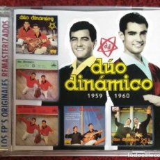 CDs de Música: DUO DINAMICO (1959 - 1960 - LOS EP'S ORIGINALES REMASTERIZADOS) CD 2001. Lote 290014213