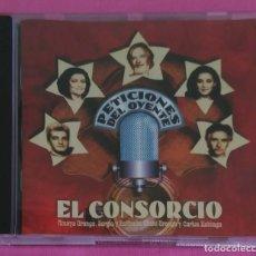 CDs de Música: EL CONSORCIO (PETICIONES DEL OYENTE) CD 1995. Lote 290014548