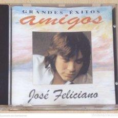 CDs de Música: JOSE FELICIANO (GRANDES EXITOS - SERIE AMIGOS) CD 1996 EDICIÓN ESPECIAL CIRCULO DE LECTORES. Lote 290015023