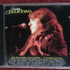 CDs de Música: JOSE FELICIANO (MIS MEJORES CANCIONES - 17 SUPER EXITOS) CD 1993 EDICIÓN MEXICANA. Lote 290015173