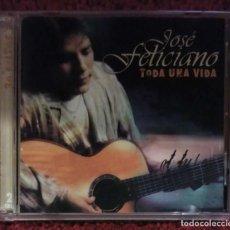CDs de Música: JOSE FELICIANO (TODA UNA VIDA) 2 CD'S 2003 EDICIÓN USA. Lote 290015258