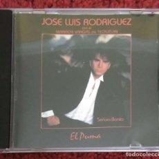 CDs de Música: JOSE LUIS RODRIGUEZ - EL PUMA - CON EL MARIACHI VARGAS DE TECALITLAN (SEÑORA BONITA) CD 1998. Lote 290015468