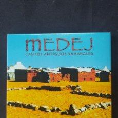 CDs de Música: CD CANTOS ANTIGUOS SAHARAUIS. Lote 290019398