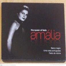 CDs de Música: AMALIA RODRIGUES (THE QUEEN OF FADO) CD 2007. Lote 290038018