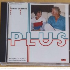 CDs de Música: JAMES LAST / ASTRUD GILBERTO (PLUS) CD 1986. Lote 290038218