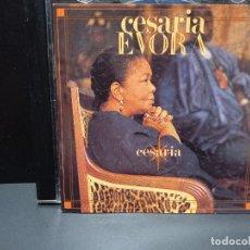 CDs de Música: CEARIA EVORA CD ALBUM CESARIA BMG FRANCIA 1995 PEPETO. Lote 290059453