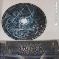 CDs de Música: CD MUSICA METAL - VADER LITANY - METAL BLADE. Lote 290090873