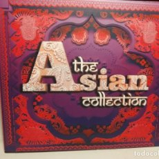 CDs de Música: TRIPLE CD : THE ASIAN COLLECTION ( 53 TEMAS FUSION BOLLYWOOD TRIP HOP / BHANGRA SOUND / INDIAN CHILL. Lote 290096323