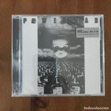 CDs de Música: POWERMAD - ABSOLUTE POWER (1989) - CD MUSIC ON CD 2021 NUEVO. Lote 290102838