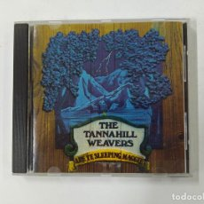 CD de Música: THE TANNAHILL WEAVERS. ARE YE SLEEPING MAGGIE. CD. TDKCD95. Lote 290203863