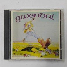 CD de Música: GWENDAL.- IRISH JIG - CD. TDKCD98. Lote 290332493