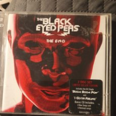 "CDs de Música: CD DOBLE THE BLACK EYED PEAS ""THE END"" EDICION LIMITADA. Lote 290479593"