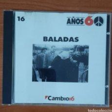 CDs de Música: CD BSLADAS AÑOS 60. VER FOTOS Y DESCRIPCIÓN.. Lote 290612953