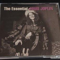 CD di Musica: THE ESSENTIAL JANIS JOPLIN / DOBLE CD-SONY MUSIC-2003 / 30 TEMAS + BONUS / IMPECABLE.. Lote 290773838