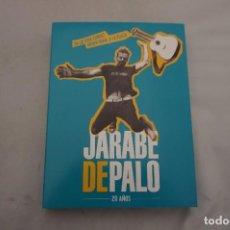 CDs de Música: BOX 5 DISCOS - JARABE DE PALO - EN LA VIDA CONOCI MUJER IGUAL A LA FLACA - 20 AÑOS - ESTA NUEVO!. Lote 290924403
