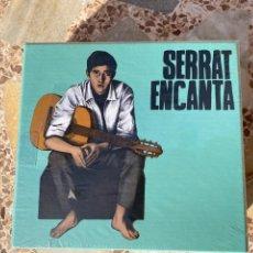 CDs de Música: SERRAT ENCANTA.CDS.TETE MONTOLIU,SILVIO RODRIGUEZ, CAMARÓN...A ESTRENAR.VER FOTOS.3,97 ENVÍO CERT.. Lote 291228633