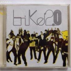 CDs de Música: BIKE 2.0 - BILBAO KOLEKTIBO ELEKTRONIKOA CD+DVD-BACKBONE-FERNANDO CARVALHO-INSERT BEAT-TEMPLAR BIRDY. Lote 291311503