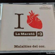 CDs de Música: EL DISC DE LA MARATÓ DE TV3 / 2014 / DIVERSOS ARTISTAS Y GRUPOS / 19 TEMAS / IMPECABLE.. Lote 291446718