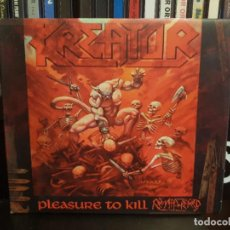 CD de Música: KREATOR - PLEASURE TO KILL. Lote 291839118