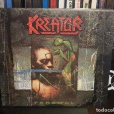 CD de Música: KREATOR - RENEWAL. Lote 291841568