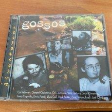 CDs de Música: GOSSOS (DIRECTAMENT) 2 X CD (CDIM1). Lote 291945518