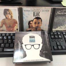 CDs de Música: LOTE CDS BANDAS SONORAS WOODY ALLEN EXPERIENCE LUCIA Y EL SEXO BLANC TOUS LES MATINS DU MONDE. Lote 291992163