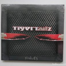 CD de Música: GLAM ROCK - TIGERTAILZ / KNIVES (SCARLET RECORDS) - CD PRECINTADO DE IMPORTACIÓN (ITALIA). Lote 291999428